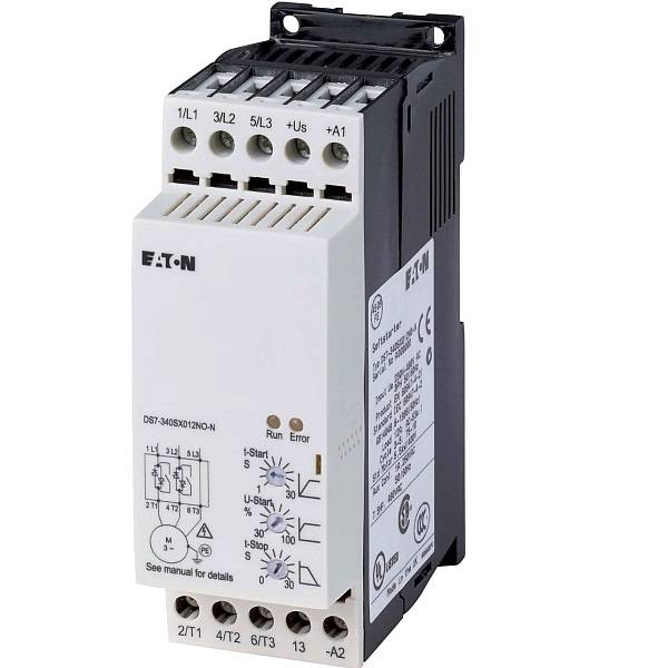 SOFTSTART DS7-342SX100N0-N 100A 400V